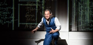 Christopher Maltman as Don Giovanni in the Royal Opera production. Photo: Bill Cooper