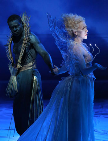 A scene from A Midsummer Night's Dream. Photo: Joan Marcus