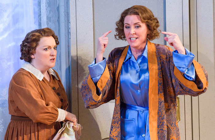 Ailish Tynan and Mary Dunleavy in Intermezzo