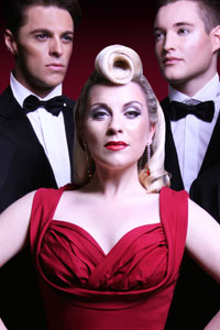 Louise Dearman in 'The Songbook of Judy Garland'