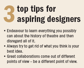 Lucy Osborne tips for designers