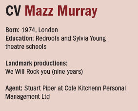 Mazz murray cv