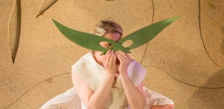 Sarah Dacey in Dot, Squiggle and Rest at the Royal Opera House, London
