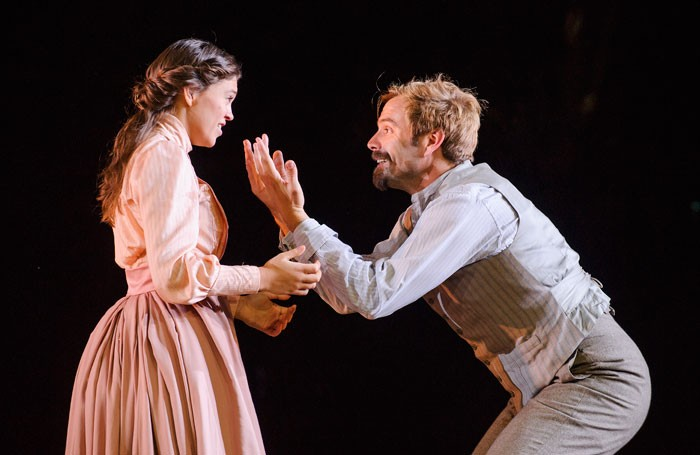 The Seagull at Regent's Park Open Air Theatre. Photo: Tristram Kenton
