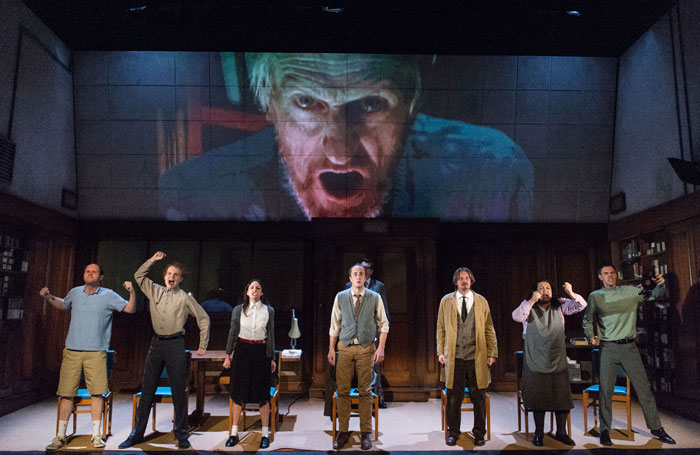 1984 review at the Playhouse Theatre