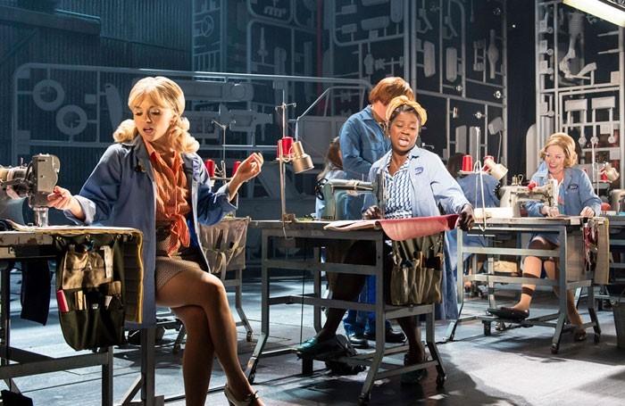 Made in Dagenham, which was produced by Stage Entertainment. Photo: Manuel Harlan.