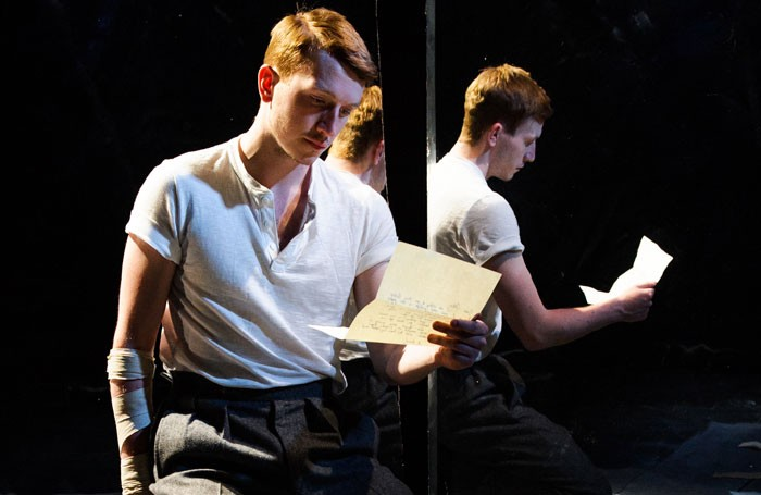 one arm review theatre the stage