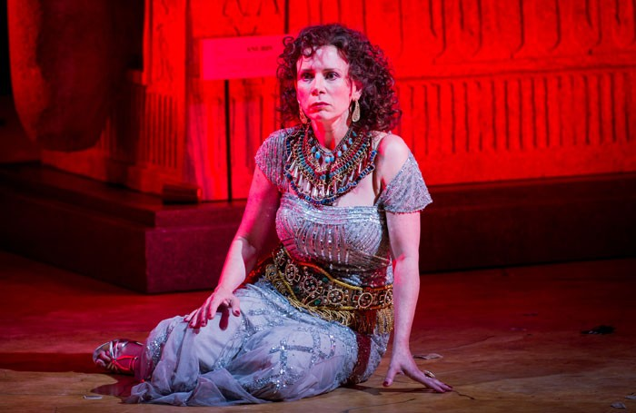Aida, Opera Holland Park, 2015. Photo: Robert Workman