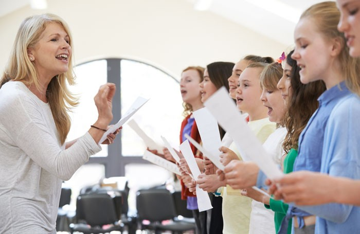 The status of arts teaching at schools is at risk of being downgraded, say campaigners