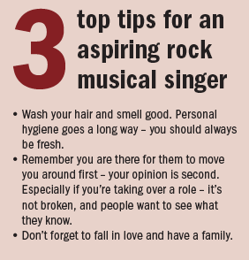 mazz murray 3 tips for aspiring rock musical singers