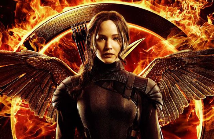 Jennifer Lawrence in The Hunger Games – Mockingjay Part One. Photo: Lionsgate