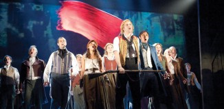 The RSC's production of Les Miserables. Photo: Tristram Kenton