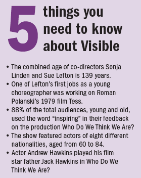 5 things you need to know about Visible
