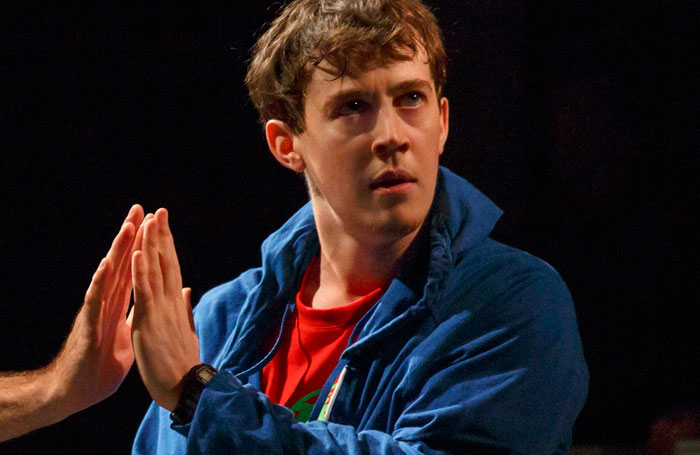 12k In Miles >> Alex Sharp: 'I hated school – acting was my escape route ...