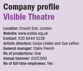 Company profile Visible Theatre