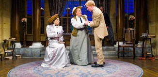 The Importance of Being Earnest at the Vaudeville Theatre, London. Photo: Tristram Kenton