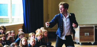 The RSC's Famous Victories of Henry V in a Birmingham primary school was reinvigorating and engaging. Photo: Richard Lakos
