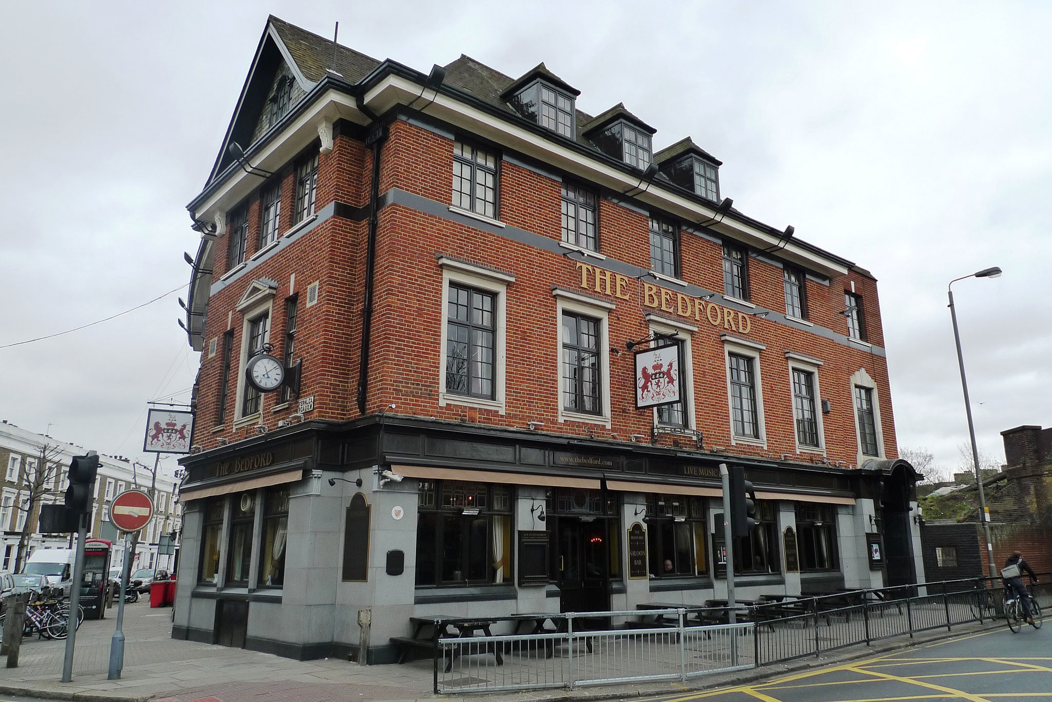 Theatre N16 is moving to a space above The Bedford pub in Balham. Photo: Ewan Munro/Flickr