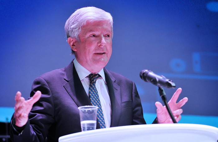 Tony Hall, BBC director general. Photo: James Fletcher