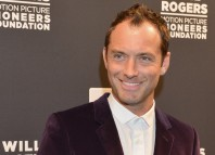 Unicorn ambassador Jude Law. Photo: Kobby Dagan/Shutterstock