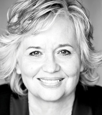 Susan Penhaligon will play the silent-movie queen in American Venus. Photo: Nick James