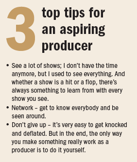 3 tips from kenny wax