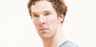Benedict Cumberbatch in rehearsals for Hamlet. Photo: Johan Persson