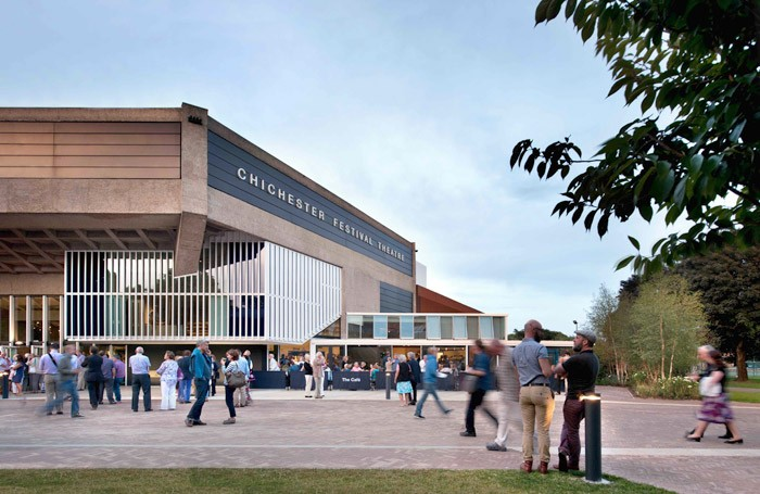 Chichester Festival Theatre has successfully created a greener infrastructure. Photo: Philip Vile