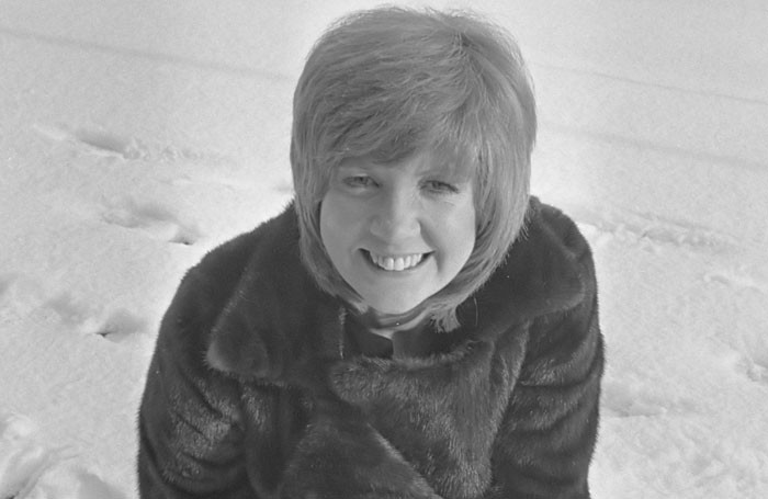Cilla Black in 1970. Photo: Joost Evers