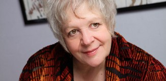 Liz Lochhead. Photo: Norman McBeath