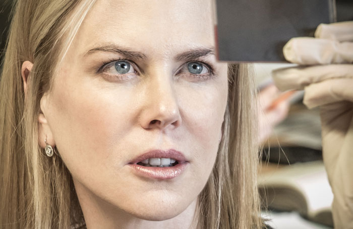 Nicole Kidman, who will star in Grandage's upcoming production of Photograph 51 at the Noel Coward Theatre. Photo: Marc Brenner