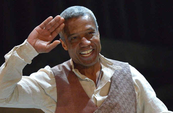 Hugh Quarshie: 'Othello goes from being Kofi Annan to a Taliban