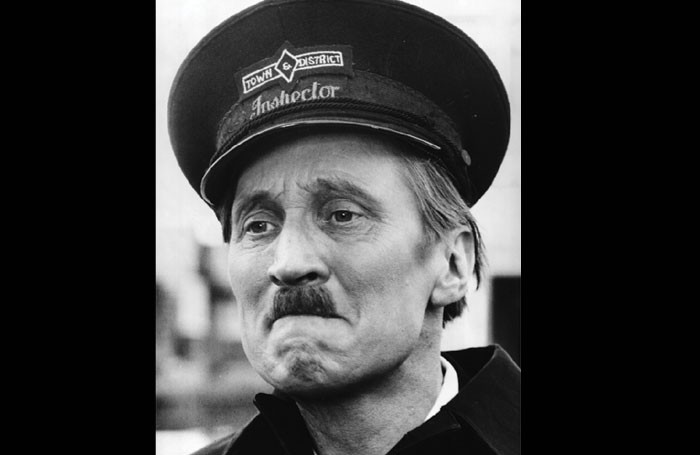 Stephen Lewis in On the Buses