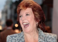 Cilla Black stepped out if the TV spotlight graciously in 2003. Photo: Eliza Power.