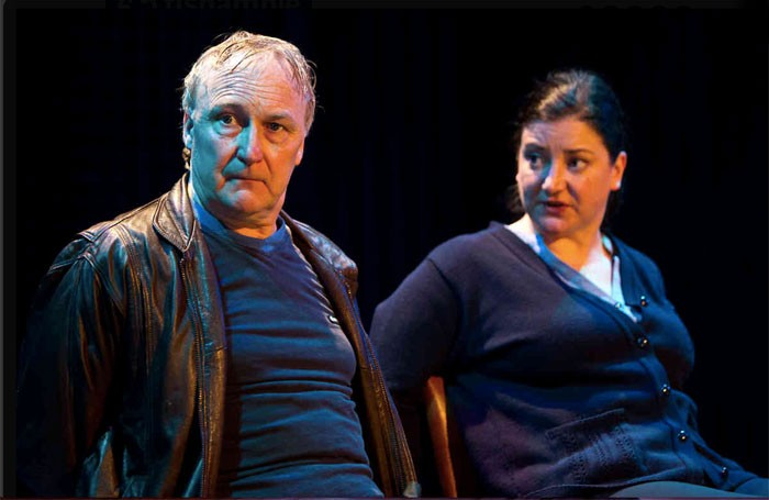 Donal O'Kelly and Sorcha Fox in Little Thing, Big Thing