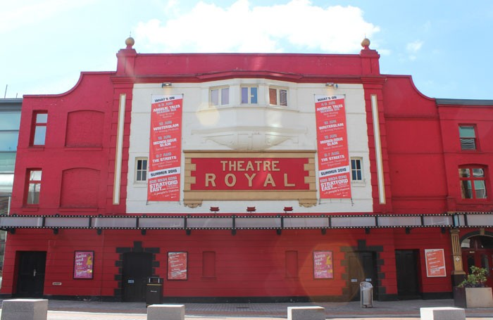 Theatre Royal Stratford East 2015
