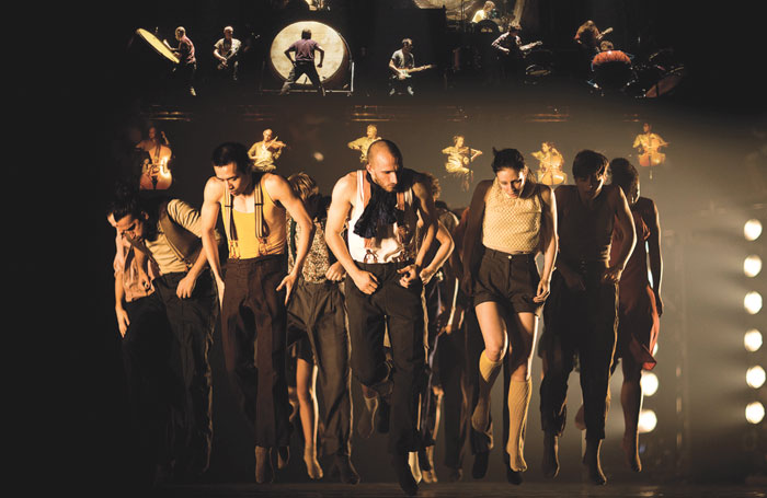 Political Mother: The Choreographer's Cut premiered in 2010. The return will see the show performed at London's O2 Academy Brixton, a venue more associated with rock music than dance. Photo: Tom Medwell