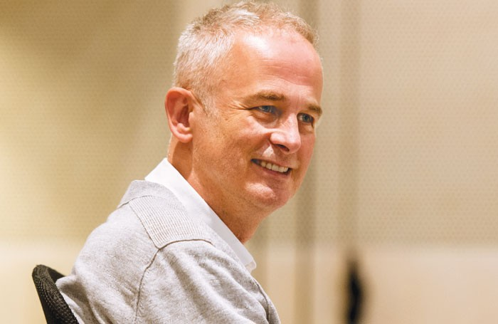 Dominic Cooke. Photo: Manuel Harlan