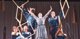 Jane Eyre at the National Theatre: 'the recreation of these scenes never feels slavish'. Photo: Tristram Kenton