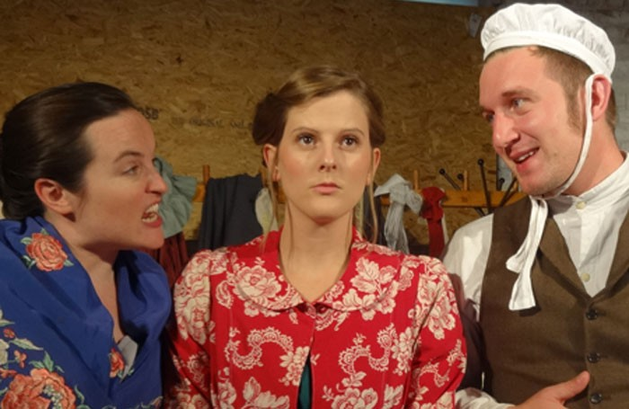 Hotbuckle Productions' version of Emma, touring until November 29, 2015.