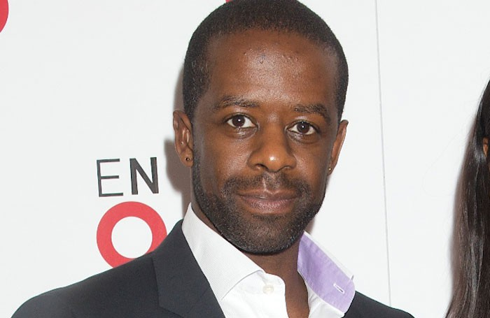Adrian Lester has called on Ofcom to set ethnic diversity quotas. Photo: Piers Allardyce