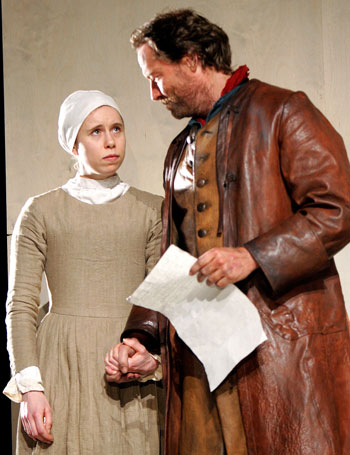 The Crucible, Royal Shakespeare Theatre then Gielgud, 2006. Photo: Tristram Kenton
