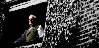 Martin Reeve in Oldham Coliseum Theatre's The Mist in the Mirror. The venue has been nominated for best presentation of touring theatre in this year's UK Theatre Awards. Photo: Joel C Fildes