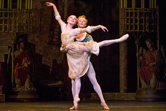 Romeo and Juliet, Royal Ballet at the Royal Opera House. Photos: Tristram Kenton