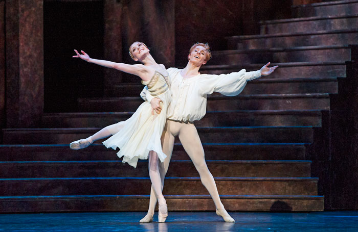 Romeo and Juliet, Royal Ballet at the Royal Opera House. Photo: Tristram Kenton
