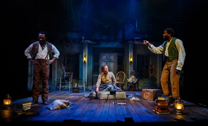 The Whipping Man at Theatre Royal, Plymouth. Photo: Steve Tanner