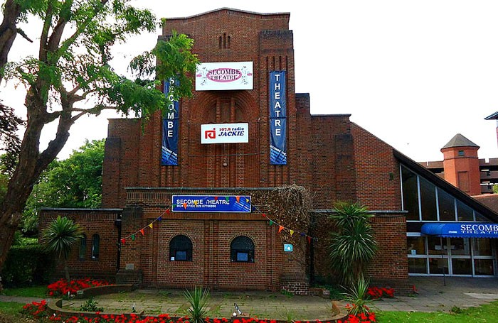 Secombe Theatre was threatened with closure by the council, which used to manage the venue. Photo: AB Monblat