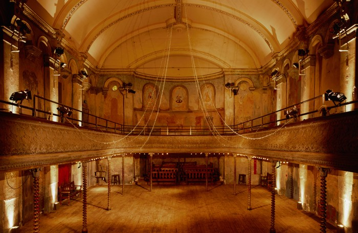Wilton's Music Hall has not received any government funding. Photo: Helene Binet