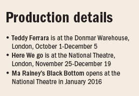 dominic cooke production details