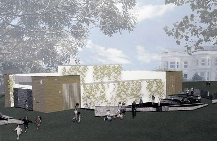 Plans for £250k Plymouth children's theatre approved | News | The on soap stone houses, salt box houses, storage box houses, cereal box houses,